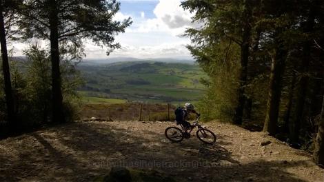 Snowdon viewpoint, Llandegla