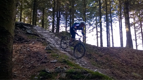 Llandegla descent