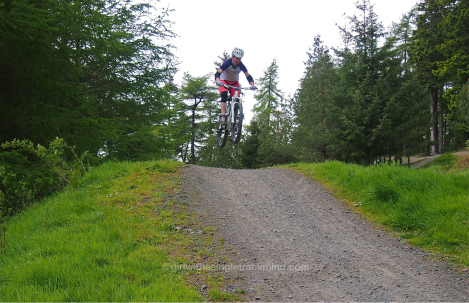 Glentress Freeride Park