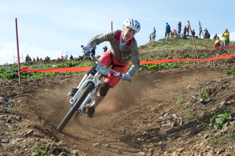 Action shot - Red Bull Foxhunt