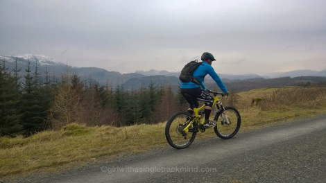 The North Face Trail, Grizedale