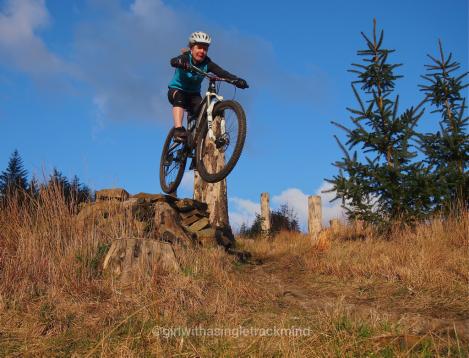 Downhill line, Gisburn