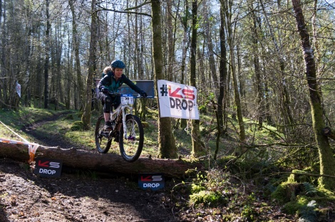 KS Drop, Grizedale Enduro