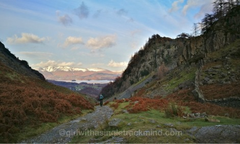 Castle Crag, Borrowdale Bash
