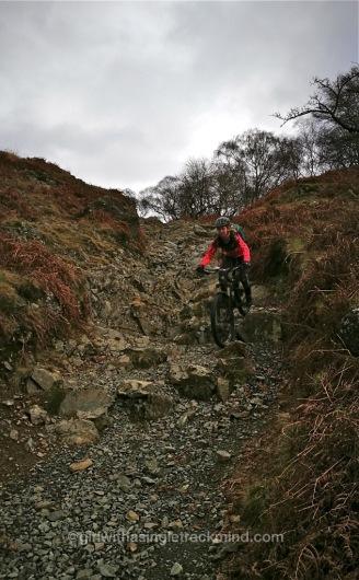 Descent to Rosthwaite