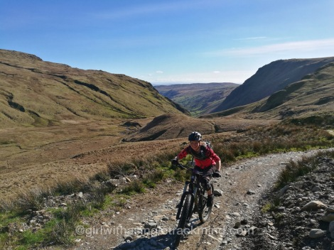 Gatesgarth Pass climb