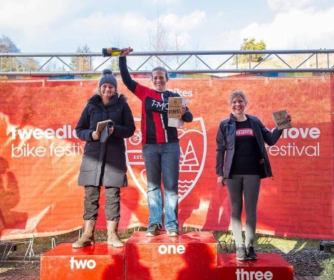 Master Women's Podium - Tweedlove Vallelujah 2019